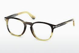 Designer briller Tom Ford FT5498-P 64H - Flerfarvet, Brun, Havanna