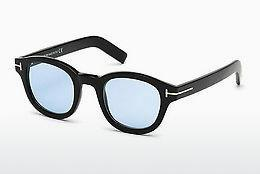 Designer briller Tom Ford FT5499-P 62V - Brun, Havanna