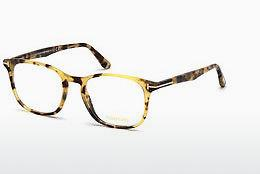 Designer briller Tom Ford FT5505 053 - Havanna, Yellow, Blond, Brown