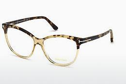 Designer briller Tom Ford FT5511 059 - Horn, Beige, Brown