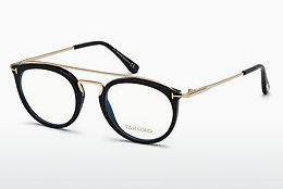 Designer briller Tom Ford FT5516-B 001 - Sort, Shiny