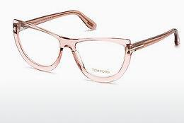 Designer briller Tom Ford FT5519 072 - Guld, Rosa