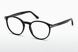 Designer briller Tom Ford FT5524 053 - Havanna, Yellow, Blond, Brown