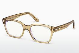 Designer briller Tom Ford FT5535-B 045 - Brun, Bright, Shiny