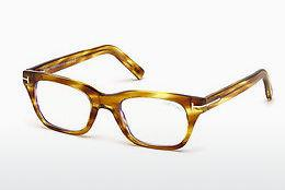 Designer briller Tom Ford FT5536-B 045 - Brun, Bright, Shiny