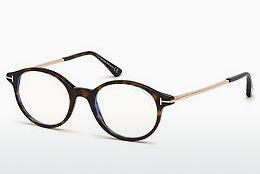 Designer briller Tom Ford FT5554-B 052 - Brun, Dark, Havana