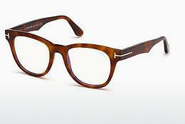 Designer briller Tom Ford FT5560-B 053 - Havanna, Yellow, Blond, Brown
