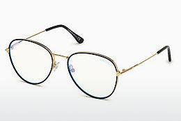 Designer briller Tom Ford FT5631-B 001 - Sort, Shiny