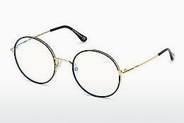 Designer briller Tom Ford FT5632-B 001 - Sort, Shiny