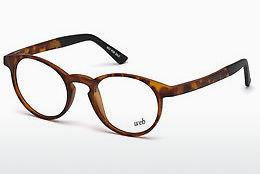 Designer briller Web Eyewear WE5186 053 - Havanna, Yellow, Blond, Brown