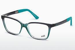 Designer briller Web Eyewear WE5188 089 - Blå, Grøn