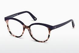 Designer briller Web Eyewear WE5196 056 - Brun, Havanna