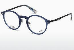 Designer briller Web Eyewear WE5207 085 - Blå, Azure, Matt
