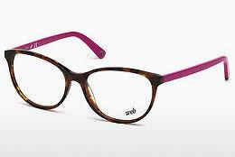 Designer briller Web Eyewear WE5214 053 - Havanna, Yellow, Blond, Brown
