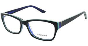 Detroit UN526 02 dark green-tourquoise-lime-blue