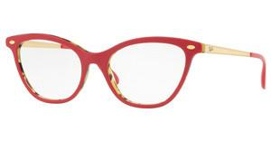 Ray-Ban RX5360 5714 TOP BORDEAUX ON HAVANA GREEN