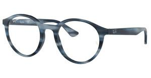 Ray-Ban RX5361 5773 HORN GREY BLUE