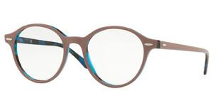 Ray-Ban RX7118 5715 TOP LIGHT BROWN ON HAVANA BLUE