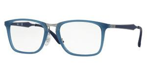 Ray-Ban RX7131 8019 TRASPARENT LIGHT BLUE