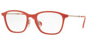 Ray-Ban RX8955 5758 LIGHT RED GRAPHENE