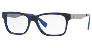 Versace VE3245 5237 BLUE HAVANA/ELECTRIC BLUE