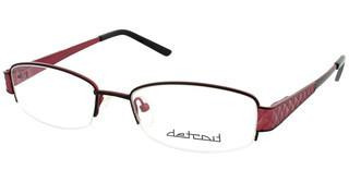 Detroit UN440 01 matt black-matt red