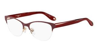 Givenchy GV 0082 0Z3 MATTE RED