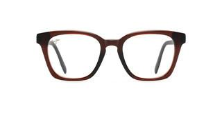 Maui Jim MJO2121 18E Translucent Brown