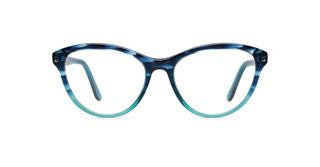 Maui Jim MJO2123 08E Blue Fade to Aqua
