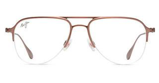 Maui Jim MJO2516 19A Brown Red Satin