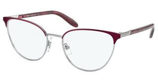 Ralph RA6047 9417 SHINY BURGUNDY ON SILVER RIMS