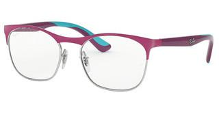 Ray-Ban Junior RY1054 4071 SILVER ON TOP MATTE VIOLET