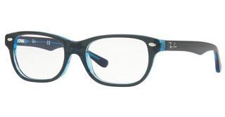 Ray-Ban Junior RY1555 3667 TOP BLUE ON BLUE FLUO