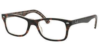 Ray-Ban RX5228 5913 TOP HAVANA/BROWN/YELLOW
