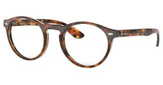 Ray-Ban RX5283 5675 TOP HAVANA BROWN/YELLOW