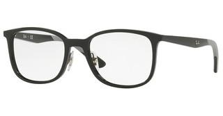 Ray-Ban RX7142 2000 SHINY BLACK