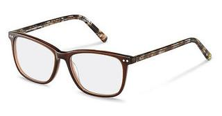 Rocco by Rodenstock RR444 D brown, blue brown structured