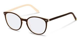 Rocco by Rodenstock RR450 F brown beige layered