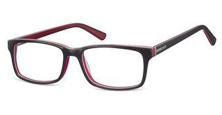 Sunoptic A56 F Black/Clear Red