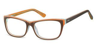 Sunoptic A61 E Brown/Clear Turqoise