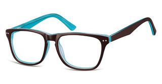 Sunoptic A68 H Brown/Turquoise