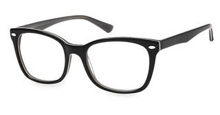 Sunoptic A89 D Black/Clear Grey