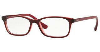 Vogue VO5053 2636 TRANSP BORDX/TRANSP RED