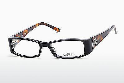 Designer briller Guess GU2537 001 - Sort