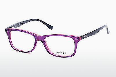 Designer briller Guess GU2579 081 - Purpur