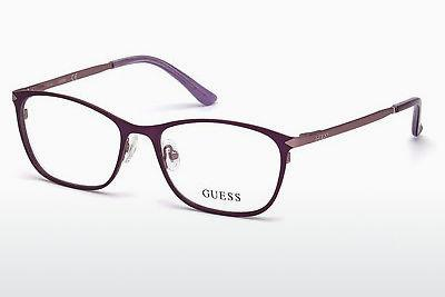 Designer briller Guess GU2587 082 - Purpur