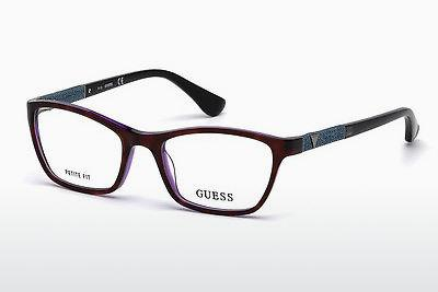 Designer briller Guess GU2594 081 - Purpur