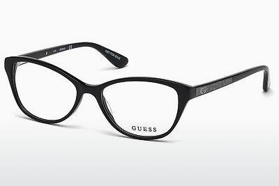 Designer briller Guess GU2634 001 - Sort