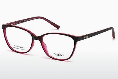Designer briller Guess GU3008 002 - Sort