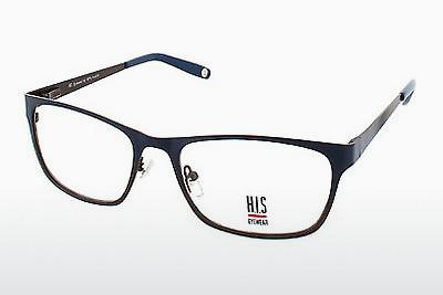 Designer briller HIS Eyewear HT882 002 - Sort